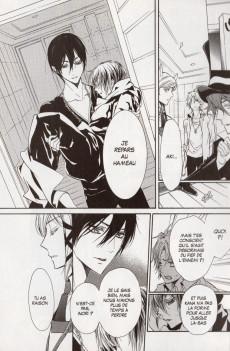 Extrait de Pure Blood Boyfriend - He's my only vampire -10- Tome 10