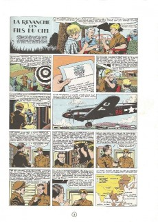 Extrait de Buck Danny -3d1977- La revanche des fils du ciel