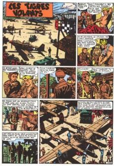 Extrait de Buck Danny -4d1976- Tigres volants