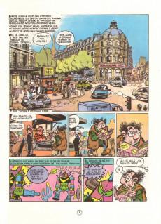 Extrait de Spirou et Fantasio -37- Le réveil du Z