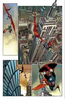 Extrait de Captain America (Marvel Now!) -3- Nuke se déchaîne