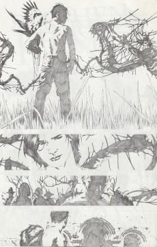 Extrait de Dark Tower (The): The Gunslinger Born (2007) -HS- Sketchbook