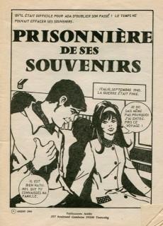 Extrait de Linda (Arédit) -75- Prisonnière de ses souvenirs