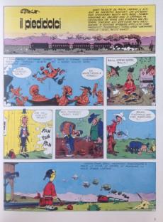 Extrait de Lucky Luke (en italien) -1- I piedidolci