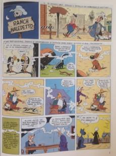 Extrait de Lucky Luke (en italien) -3- Il ranch maledetto