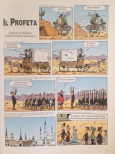 Extrait de Lucky Luke (en italien) -4- Il profeta