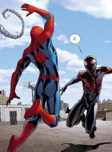 Extrait de Spider-Men (2012) -INT- Spider-Men