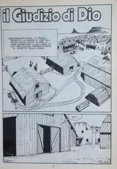Extrait de Ken Parker (Collezione Serie Oro) -11- Il giudizio di dio - Il giorno in cui brucio Chattanooga