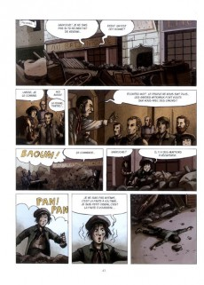 Extrait de Les misérables (Maucler/Chavarot) - Les Misérables (Une libre adaptation à Besançon)