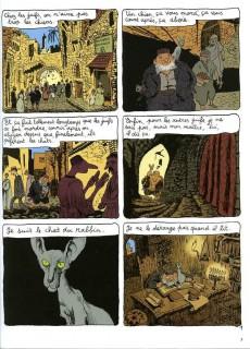Extrait de Le chat du Rabbin -1a06- La bar-mitsva