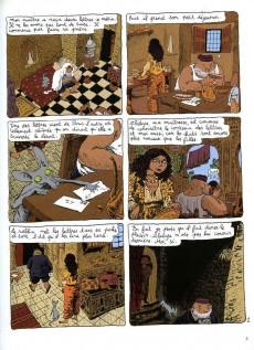 Extrait de Le chat du Rabbin -2a2006- Le malka des lions