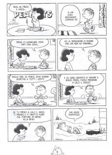 Extrait de Peanuts (en italien) -1- Peanuts