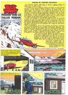 Extrait de Buck Danny -23b1977- Mission vers la vallée perdue