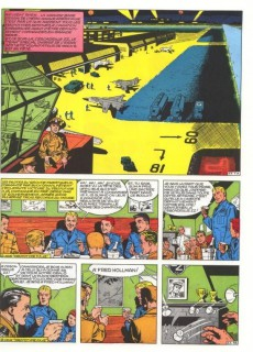 Extrait de Buck Danny -25c1977a- Escadrille zz