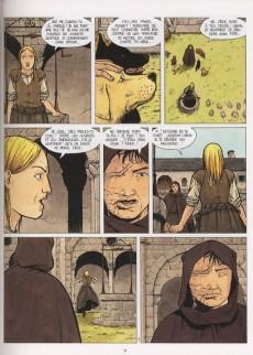 Extrait de La malédiction de Bellary -2- La dague et le poignard