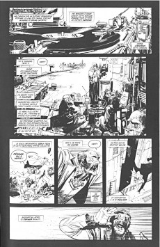 Extrait de Tokyo Ghost (Remender/Murphy) -1TL- Eden atomique