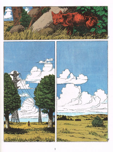 Extrait de Simon du Fleuve -4a89- Les pélerins