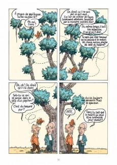 Extrait de La petite Bédéthèque des Savoirs -6- Le Hasard - Une approche mathématique