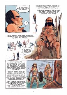 Extrait de La petite Bédéthèque des Savoirs -8- Le Tatouage - Histoire d'une pratique ancestrale