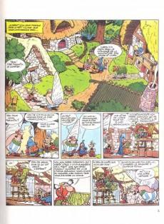 Extrait de Astérix -9b1973- Astérix et les Normands