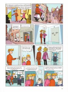 Extrait de Spirou et Fantasio (Une aventure de.../Le Spirou de...) -9- Fantasio se marie