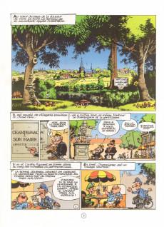 Extrait de Spirou et Fantasio -44- Le rayon noir