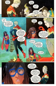 Extrait de Ms. Marvel (2016) -6- Army Of One part 3 of 3