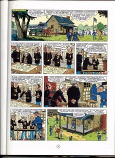 Extrait de Les tuniques Bleues -21a1990- Les cinq salopards