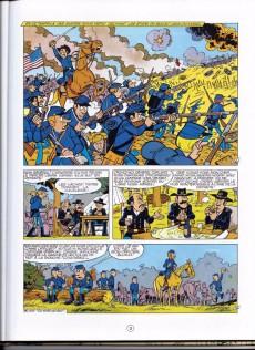 Extrait de Les tuniques Bleues -7pub- Les bleus de la marine