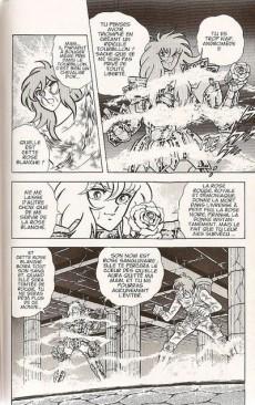 Extrait de Les chevaliers du Zodiaque (Kana) -12a- Affrontement mortel dans la salle du grand Pope