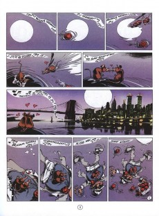Extrait de Spirou et Fantasio -45- Luna fatale