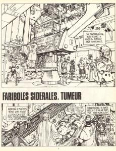 Extrait de Fariboles sidérales