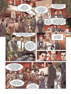 Extrait de Dans la paume du diable -2- Les Mirages de Bugsy