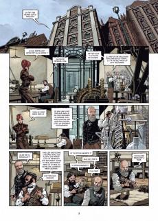 Extrait de Sherlock Holmes & Les Voyageurs du temps -2- Fugit Irreparabile Tempus