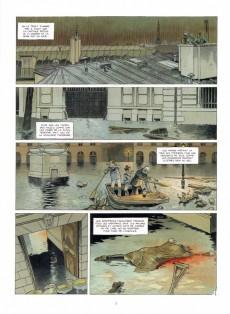 Extrait de Les naufragés du métropolitain -2- Station assassins