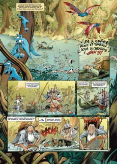 Extrait de Trolls de Troy -21- L'Or des trolls