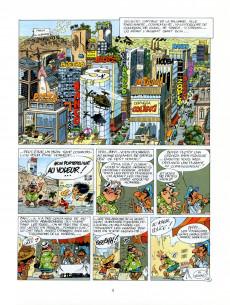 Extrait de Marsupilami -7- L'or de Boavista
