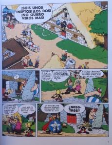 Extrait de Astérix (en espagnol) -16- Astérix en Helvecia