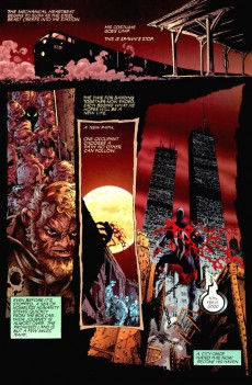 Extrait de Spawn (1992) -31- The Homecoming