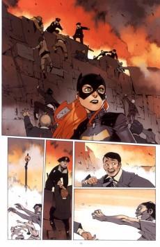 Extrait de Batgirl (DC Renaissance) -2- Affaires de famille
