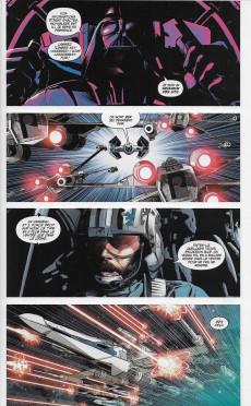 Extrait de Star Wars (Panini Comics - 2015) -7- Vador : Abattu (1/2)