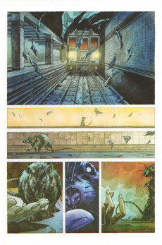 Extrait de Free Comic Book Day 2016 (France) - Veil - Manifest Destiny - Les Mystères du meurtre - Homicide