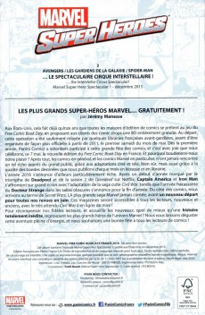 Extrait de Free Comic Book Day 2016 (France) - Marvel Super Heroes