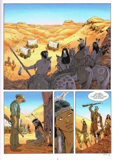 Extrait de Lance Crow Dog -6- Souviens-toi de Wounded Knee