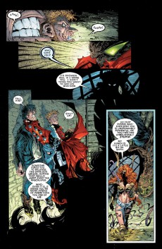 Extrait de Spawn (1992) -98- The Trouble With Angels