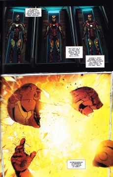 Extrait de Marvel Saga Hors Série (1e série - 2014) -8- Captain America : Civil War - Prologue