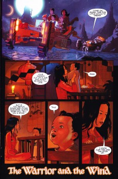 Extrait de Free Comic Book Day 2016 - Serenity - Firefly Class 03-K64 / Hellboy / Aliens - Defiance