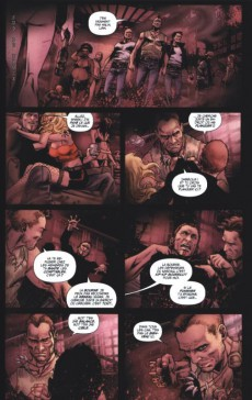 Extrait de Punisher (Marvel Deluxe - 2016) -1- Retour Sanglant