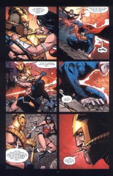 Extrait de Superman/Wonder Woman -2- Très chère vengeance