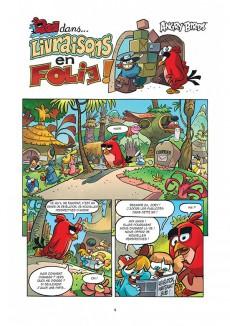 Extrait de Angry Birds (Les Nouvelles Aventures des) -1- Un nouveau départ